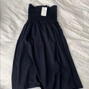 Zara Women Stretch Strapless Dress